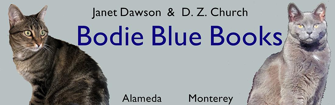 Bodie Blue Books