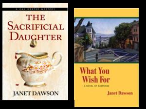 Janet's books